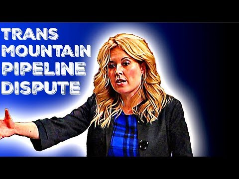 Michelle demands action on the BC/Alberta Pipeline dispute