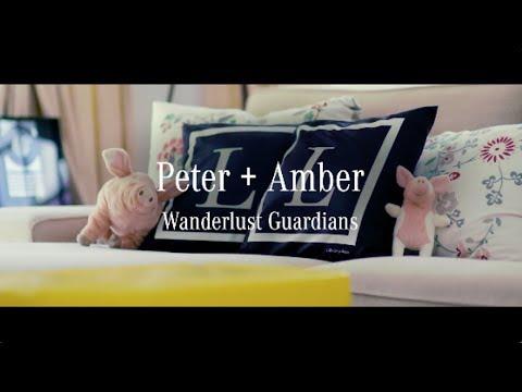 Mercedes-Benz GLA – Family Redefined – Peter + Amber, Wanderlust Guardians | Mercedes-Benz Singapore