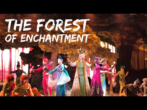 The Forest of Enchantment - Disneyland Paris - July 2017 - Full Show