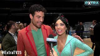Grocery Store Joe on 'Best Dance' Yet on Disney Night of 'DWTS'