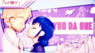 「M♥P」 You Da One