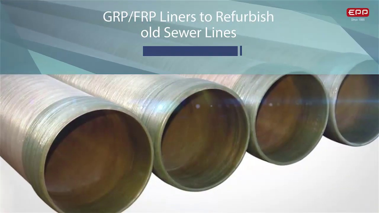 Benefits of FRP/GRP Liners