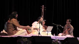 Vathapi ganapathim by Dr. K J Yesudas - Live Concert