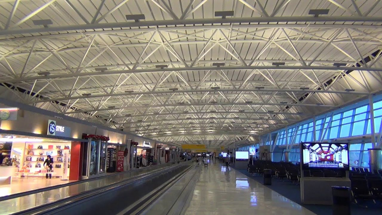 Image gallery inside jfk airport for Jfk airport hotel inside terminal