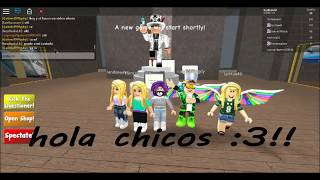 PLAYING V or F (roblox) WITH nwn SERVER FRIENDS!