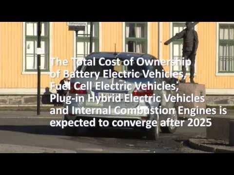 Hydrogen Infrastructure for Transport - an EU-project