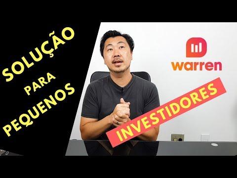 Warren - Solução para Pequenos Investidores