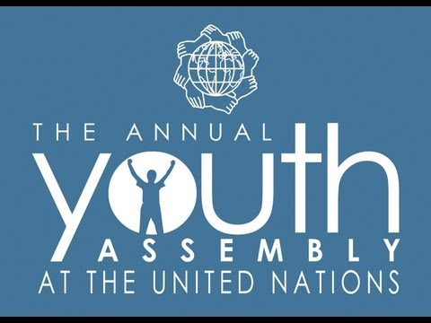 #YouthAssembly - 12th @YouthAssembly; Youth Engagement Toward Employment in Global Development