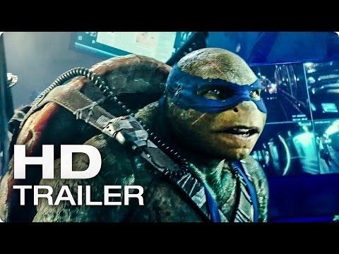 TEENAGE MUTANT NINJA TURTLES 2: Out of the Shadows Trailer Teaser (2016)