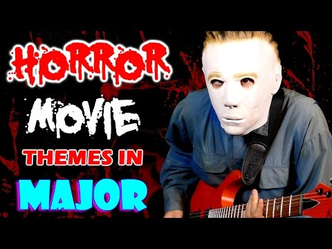 Horror Movie Themes In MAJOR!