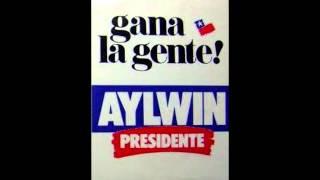 Gana La Gente _Himno Caña Presidencial Patricio Alwin 1989