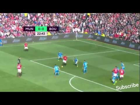 Bournemouth 1 - 2 Man City [Match Day 3] from YouTube · Duration:  38 seconds