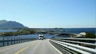 Путешествие по Скандинавии на автомобиле