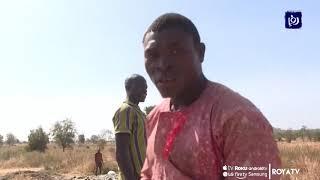 عمال مناجم الذهب في نيجيريا.. مخاطر أمنية وصحية (23/1/2020)