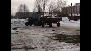 видео экзаменационные билеты на трактор
