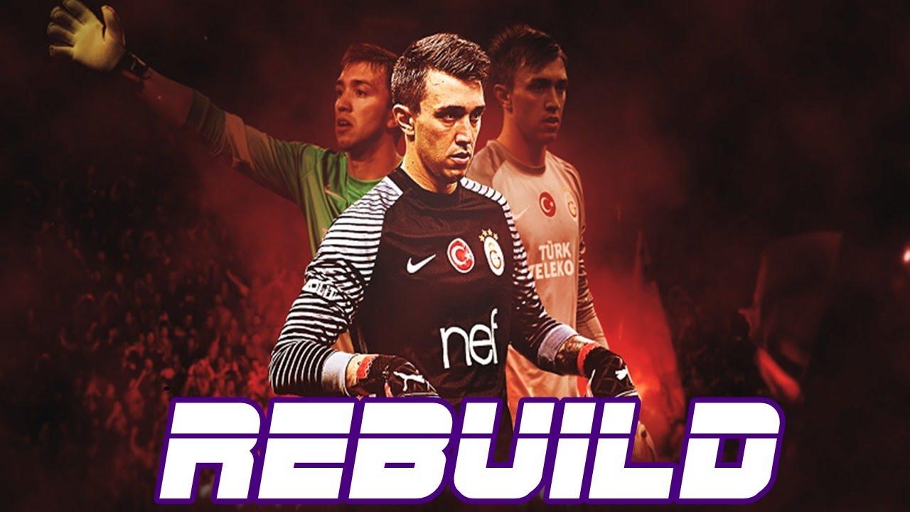 Muslerasız Galatasaray Rebuild // FIFA 20 CANLI REBUILD