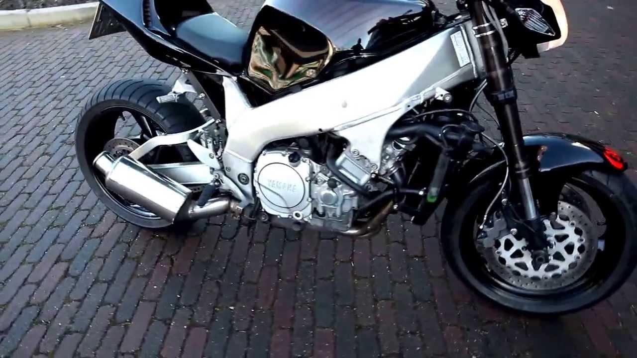 Yamaha Yzf 750r Streetfighter Nc Customs