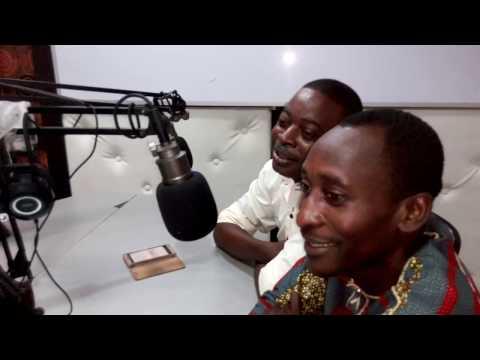 AdEC; interview A cotonou radio soleil fm.