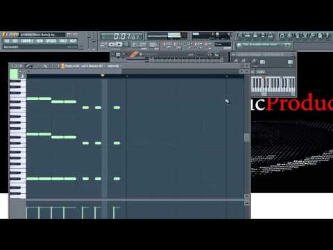 Scotty Boy Feat. Sue Cho - Shiny Disco Balls (FL Studio Remake +Notes)