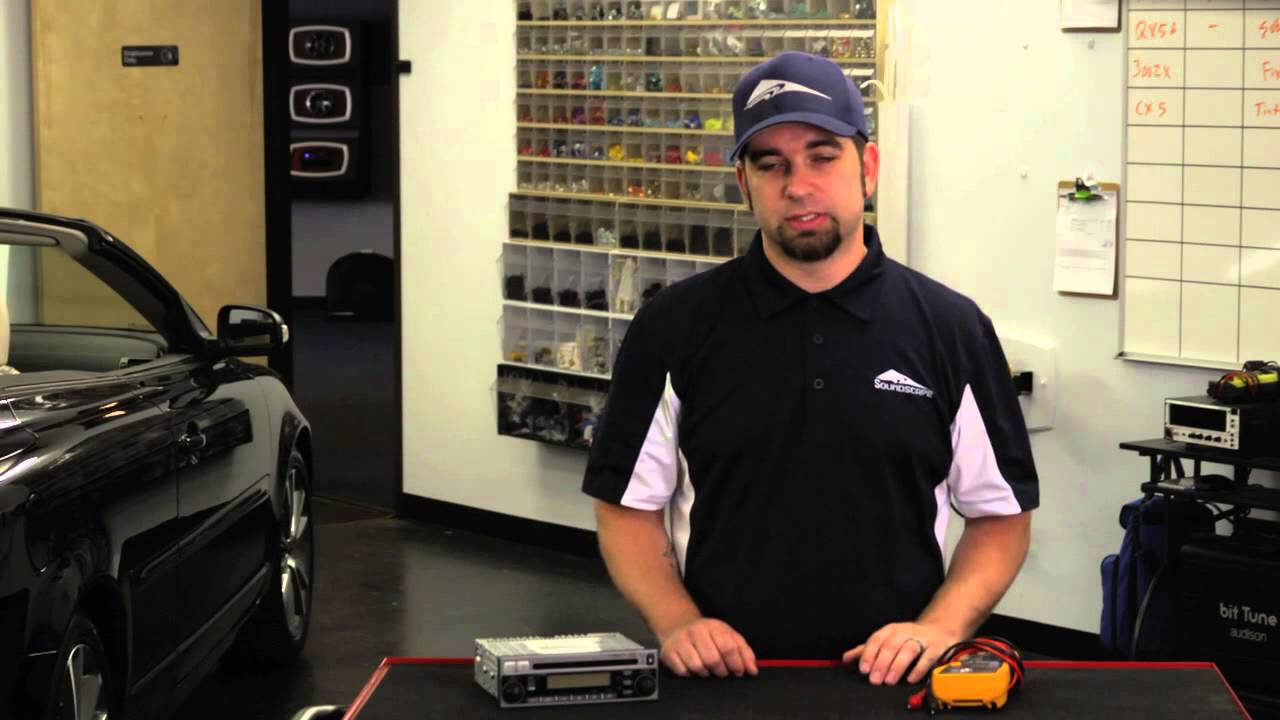 small resolution of troubleshooting car stereo problems with muted front speakers car audio youtube