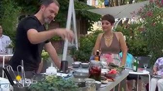 Grillen im Sommergarten mit Sternekoch Marco Müller