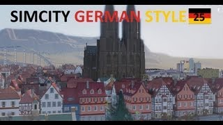 Sim City 5 Live - SimCity 5 2013 Gameplay // Episode #25 :: German Style Layout 2/4