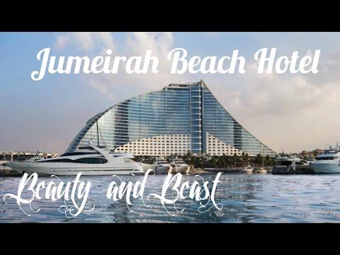 DUBAI: Jumeirah Beach hotel, Outlet mall