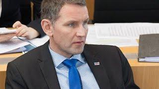 Medien: Thüringer Landtag hebt Immunität Björn Höckes auf