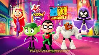 Jolly Kiddie Meal - Teen Titans Go! To the Movies