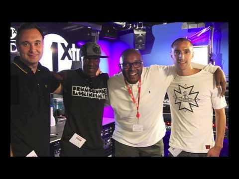 Drumsound & Bassline Smith In depth Interview on MistaJam 1Xtra - July 2013