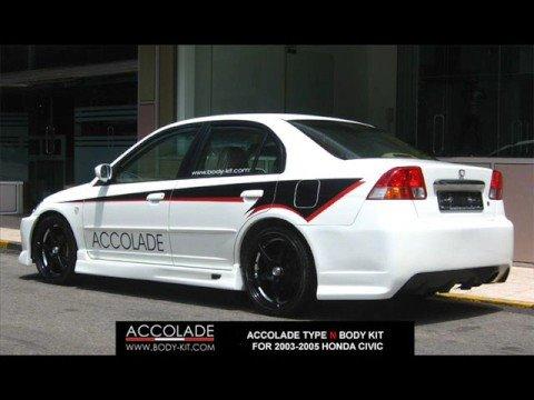 Accolade Body Kits