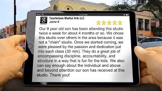 Touchstone Martial Arts Review Central South, WI 53919 (608) 837-7444