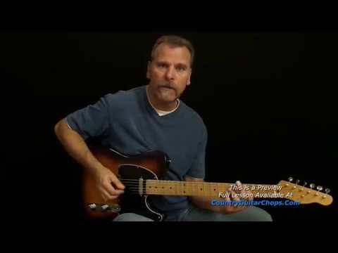 Alan Jackson Chattahoochee Guitar Lesson Preview