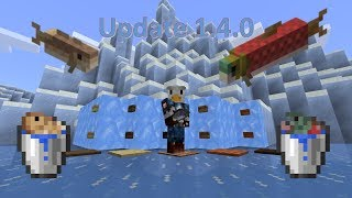 Eagle Gaming | Minecraft PE Update 1.4 Review: Part 1 of 2