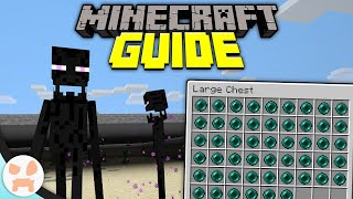How to Easily Collect Enderpearls! | Minecraft Guide Episode 36 (Minecraft 1.15.2 Lets Play)