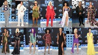 BET Awards 2017 | Red Carpet Arrivals