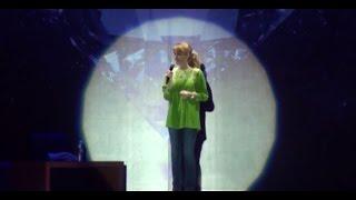 SUZANNE POWELL - Conferencia en México DF.
