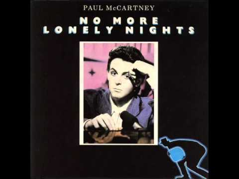 Paul McCartney-No More Lonely Nights (Mole Mix)