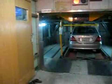 Parking in Seoul