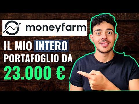 IL MIO INTERO PORTAFOGLIO MONEYFARM da 23 Mila Euro - Che intendo fare ora..