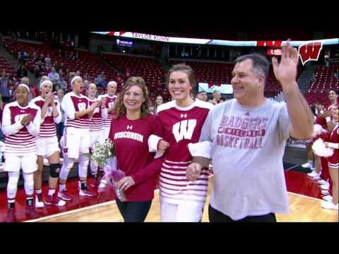 Senior Night Victory Against Illinois