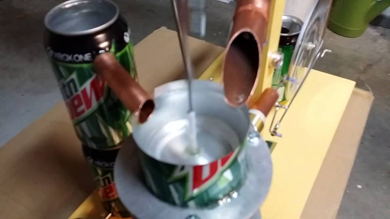 Engine on the water. How to make a motor running on water 78
