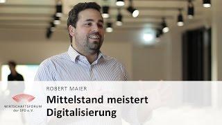 Mittelstand meistert die Digitalisierung