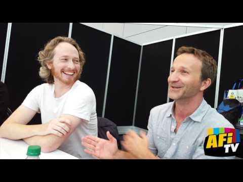 NYCC16 SuperMansion Interview with Zeb Wells and Breckin Meyer