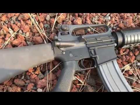 1999 FN M16A2 Clone