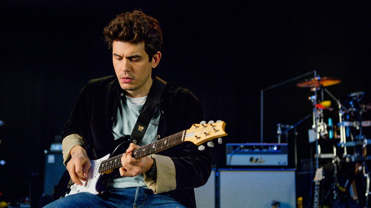 john mayer guitar musings with the prs silver sky youtube. Black Bedroom Furniture Sets. Home Design Ideas