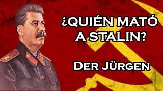 La extraña muerte de Stalin