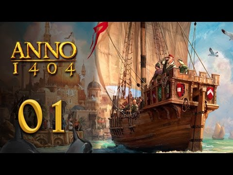 Let's Play Anno 1404 (Dawn of Discovery) - 1