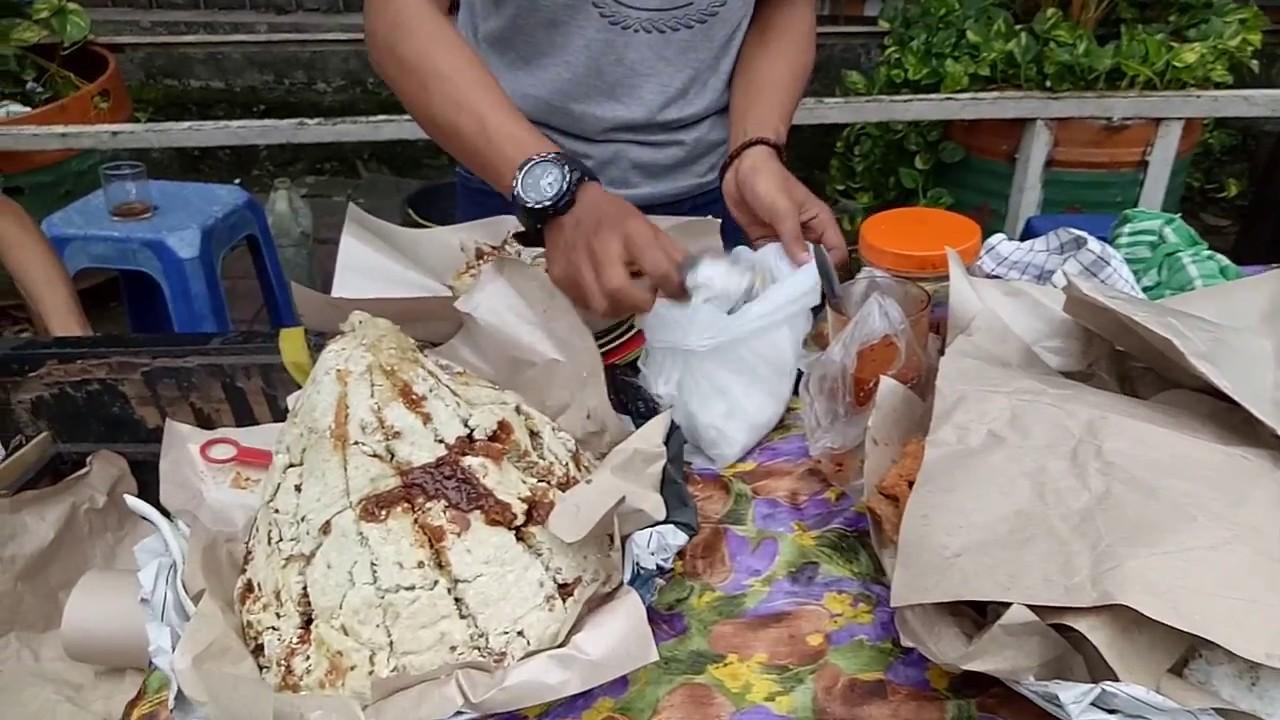 Unik Kue Dongkal Namanya Indonesia Street Food Youtube