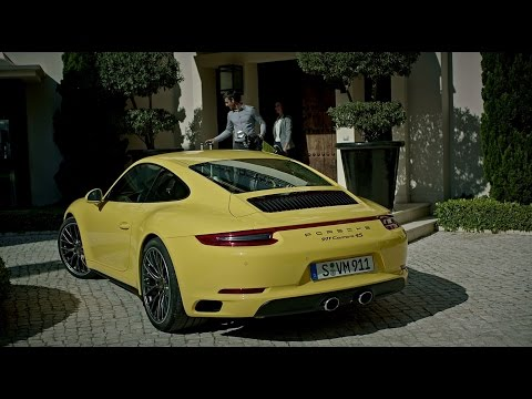 The Porsche 911 Carrera – Everyday usability